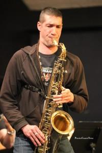 Alexis Requet: Saxophone (photo: Pascale Cannard Volant)