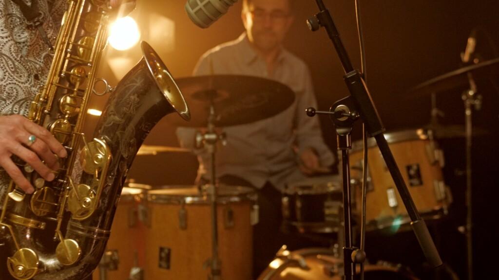 Sax-Drum